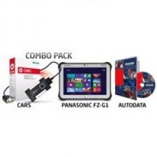 CARS 1 an + Panasonic FZ-G1 + Autodata 3